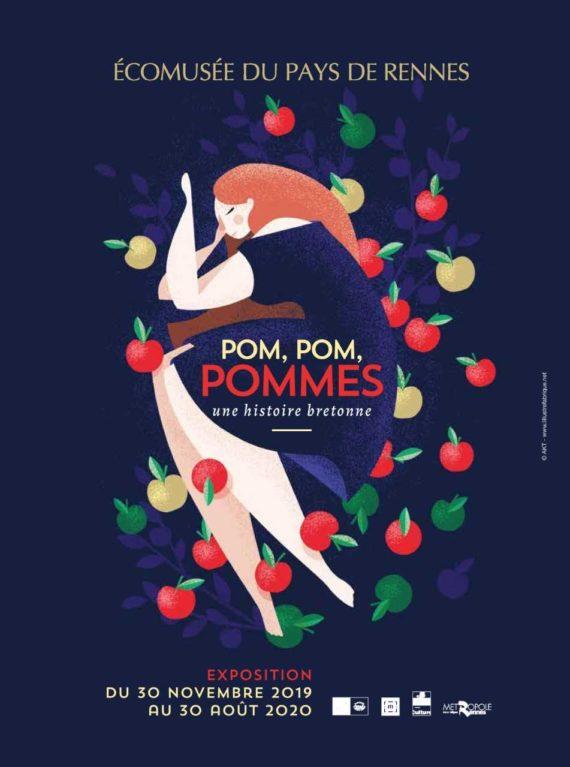 Exposition POm, Pom, Pommes