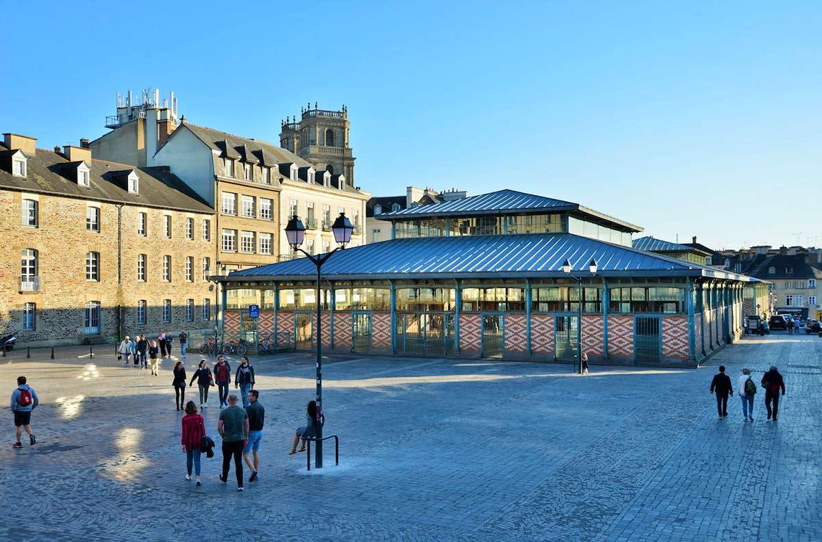 Halles Martenot - Rennes