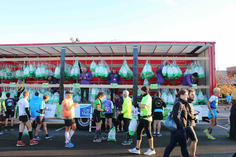 Marathon Vert: une organisation au top