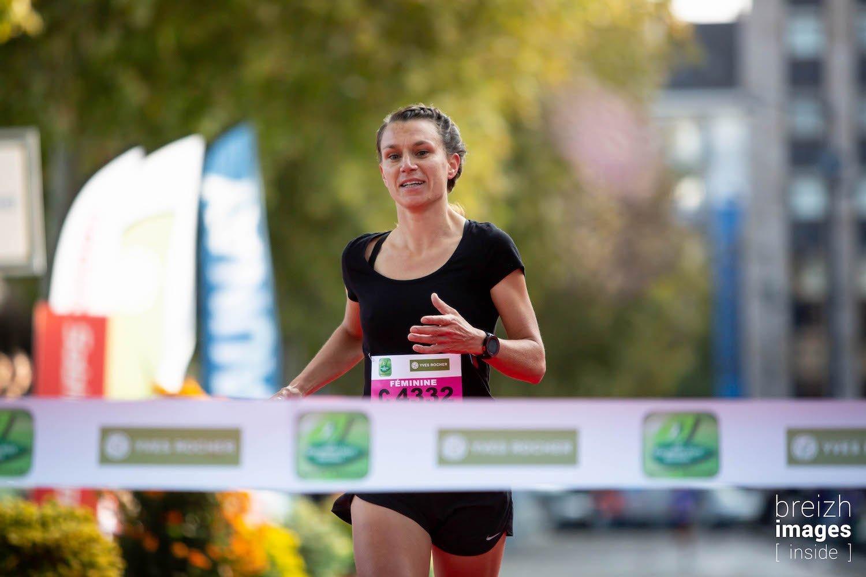 Marathon vert en Bretagne - Course féminine