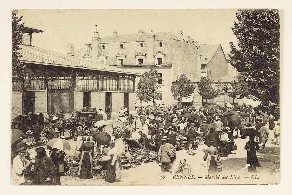 Marché des Lices: la grande vitrine des produits du terroir breton