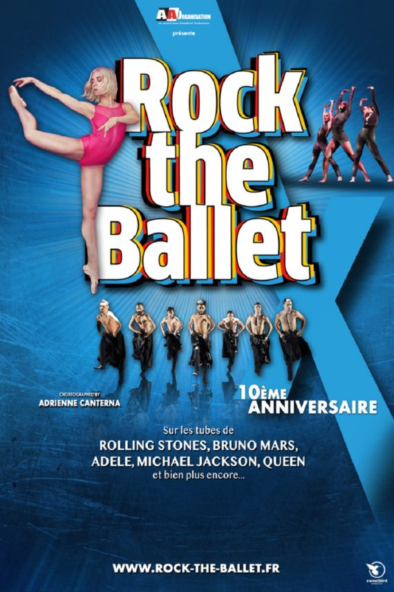 2020 rock the ballet le liberte rennes
