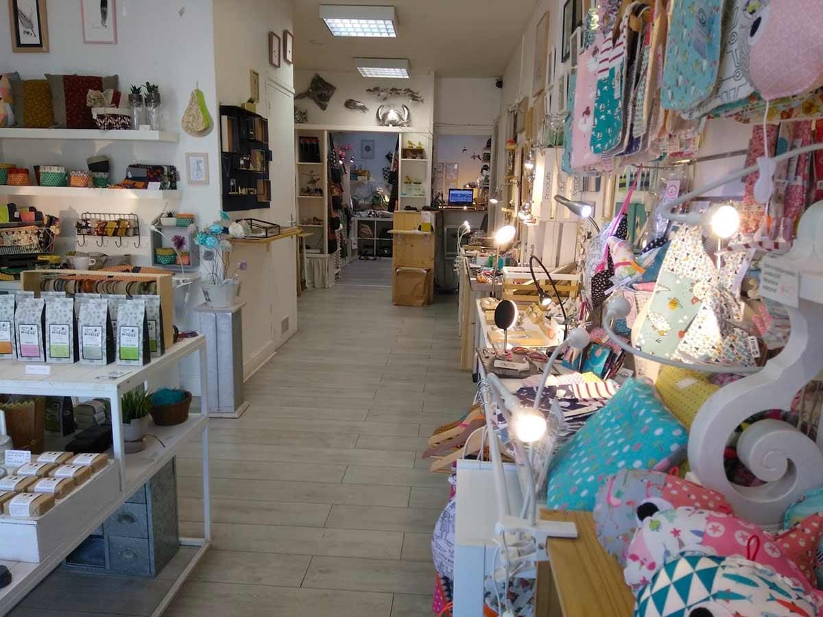 Boutique Nij à Rennes