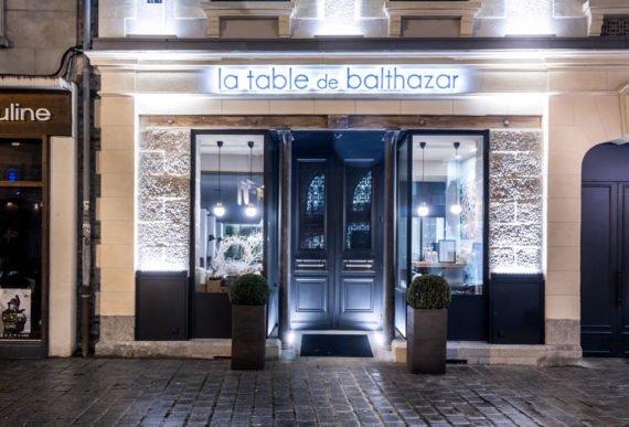 La Table de Balthazar à Rennes - restaurant traditionnel - centre ville