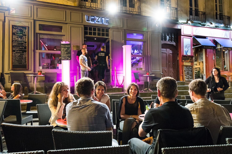 """Bar le """"Zinc"""" à Rennes"""