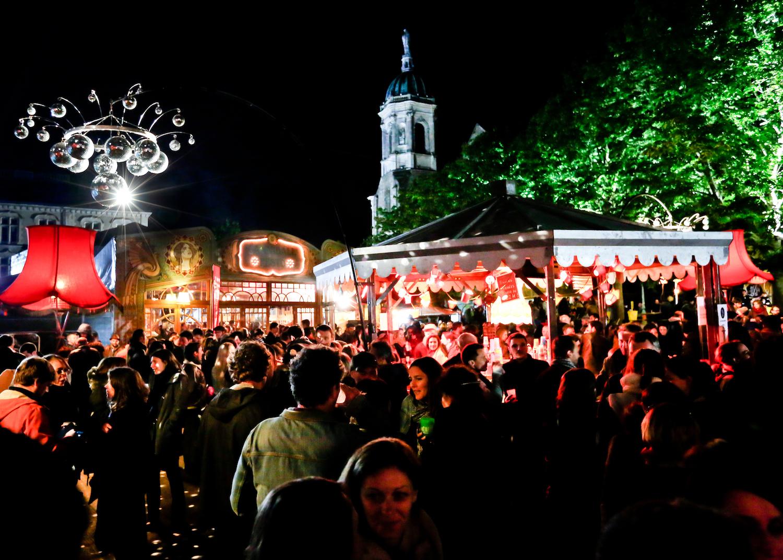 Festival à Rennes