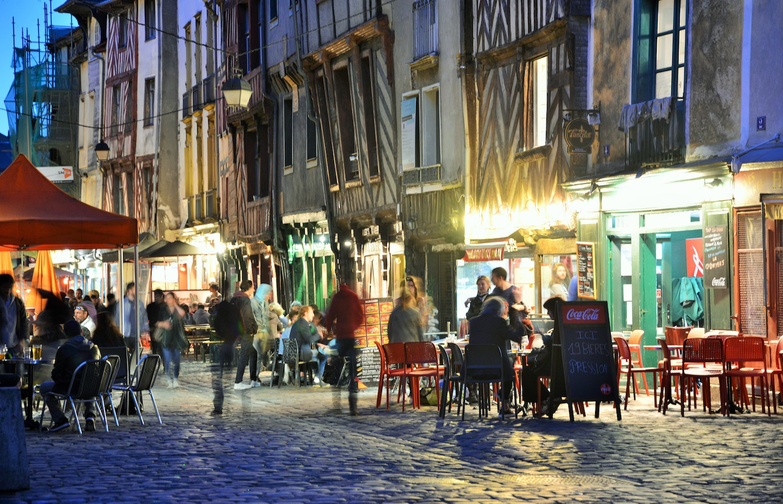 Rue de la Soif à Rennes