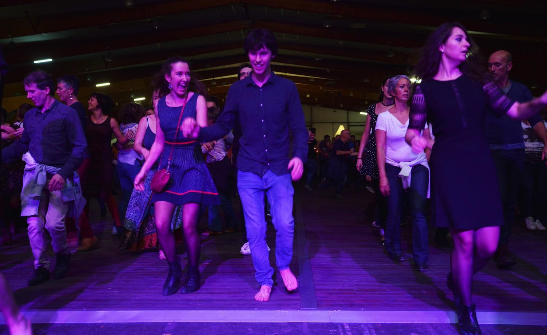 Danse à Rennes