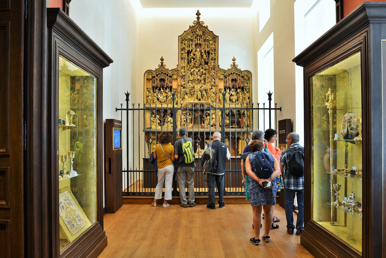 Salle du trésor