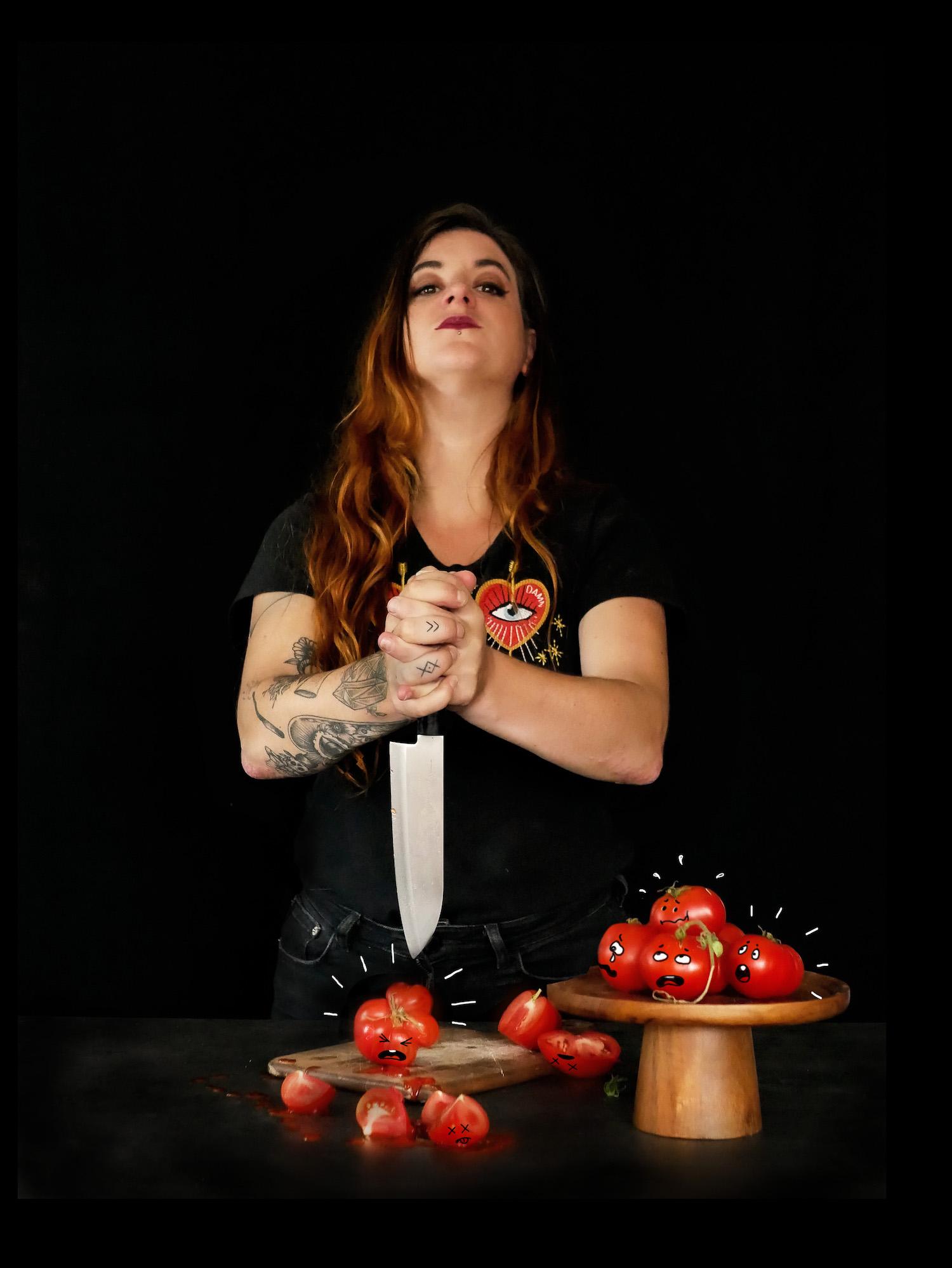 Audret Basset - Se faire Food