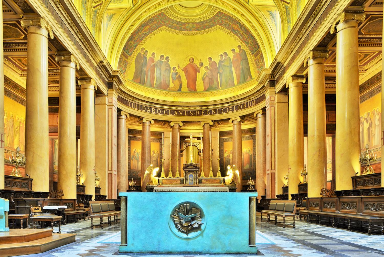 altar de la catedral