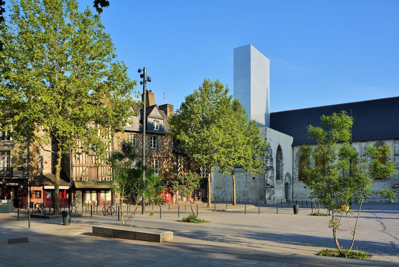 Rennes pendant le confinement
