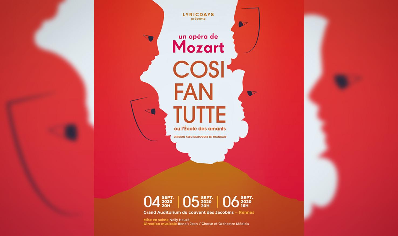 cosifantutte-lyricdays-au couvent des jacobins opéra de Mozart septembre 2020