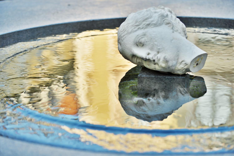 Fontaine à Rennes