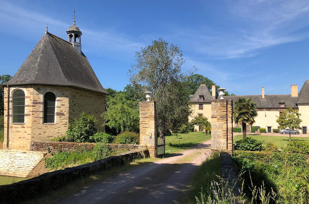 Château de la Sillandais
