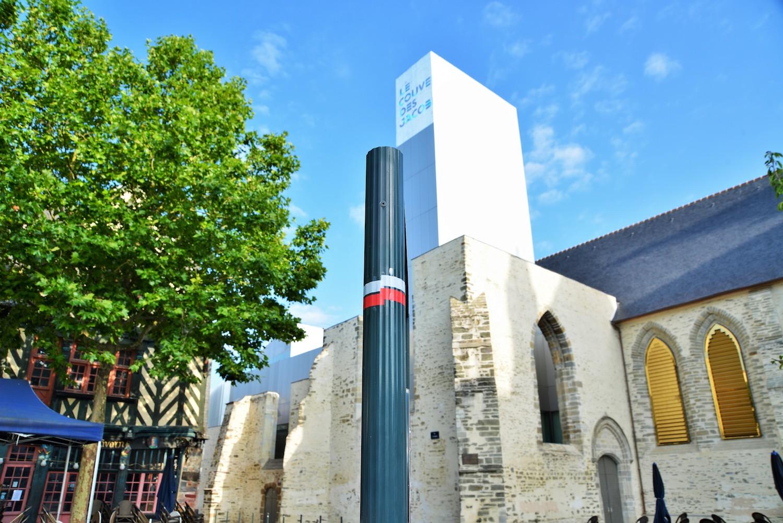 GR39 - Le couvent des Jacobins de Rennes