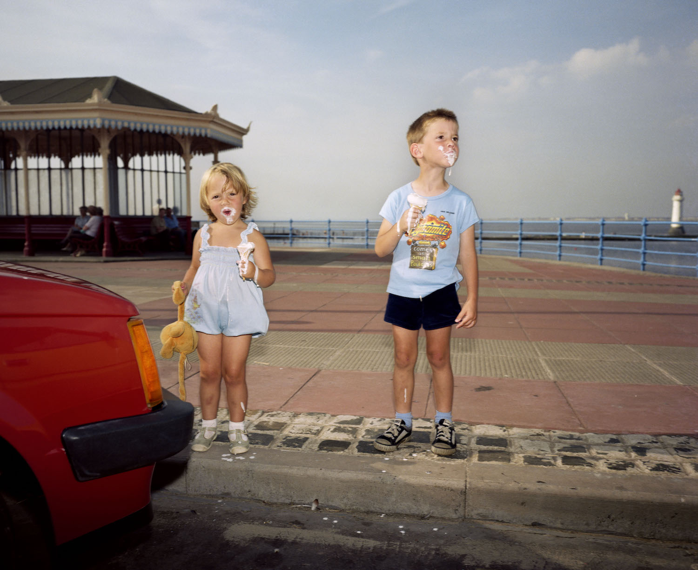 New Brighton, England, 1983-85 - Martin Parr
