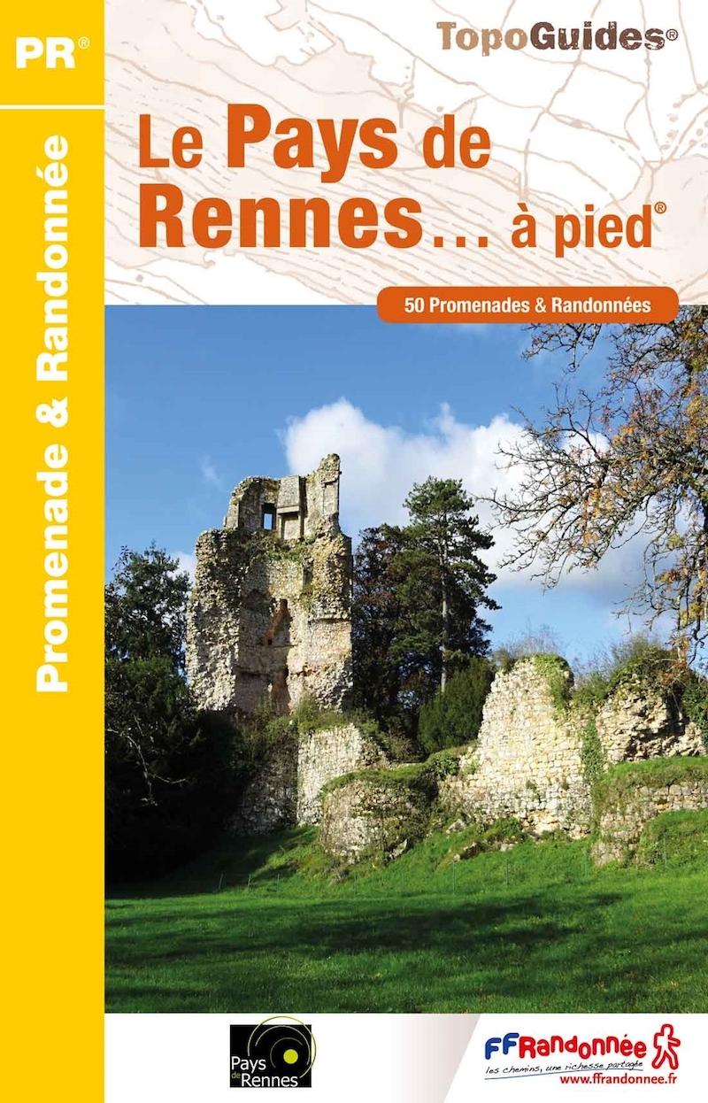 """Guide """"le pays de Rennes"""""""