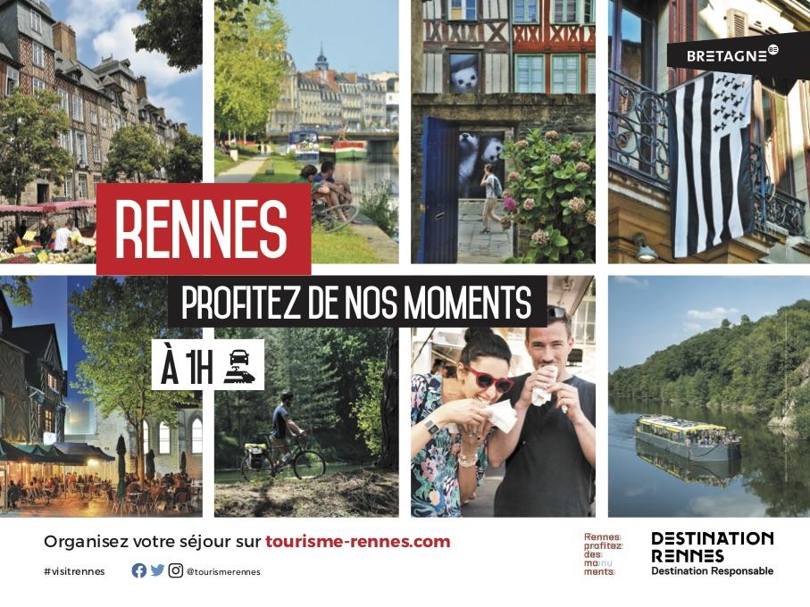 Rennes, profitez de nos moments