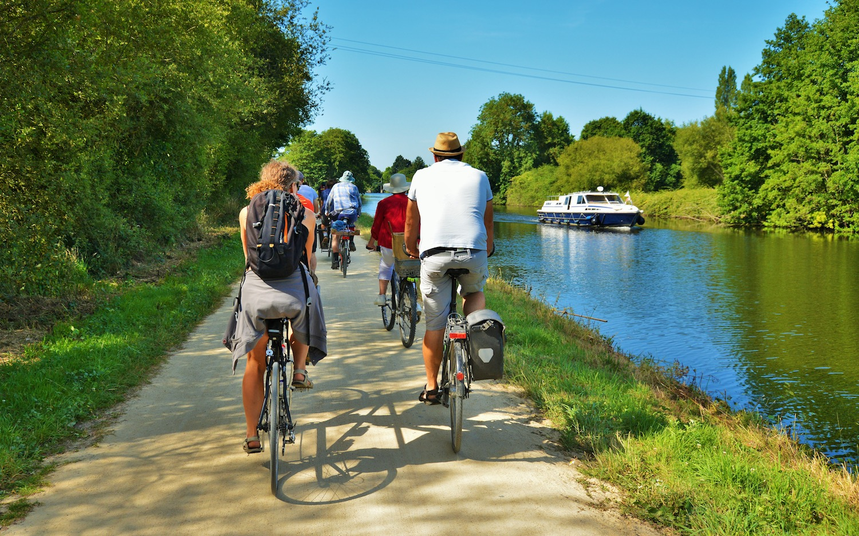 Faire du vélo à Rennes
