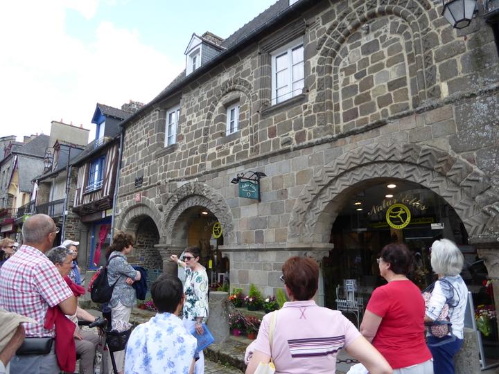 Visite de la cité médiévale