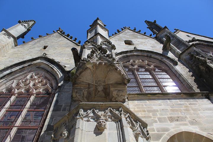 Eglise Notre-Dame de Vitré