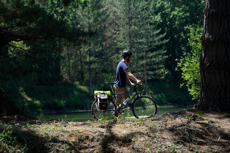 Bike Packing près de Rennes