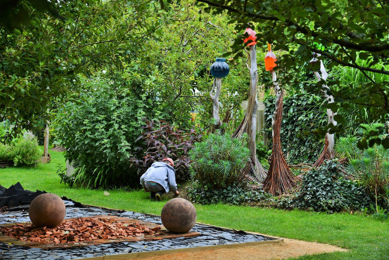 Balade aux jardins Rocambole
