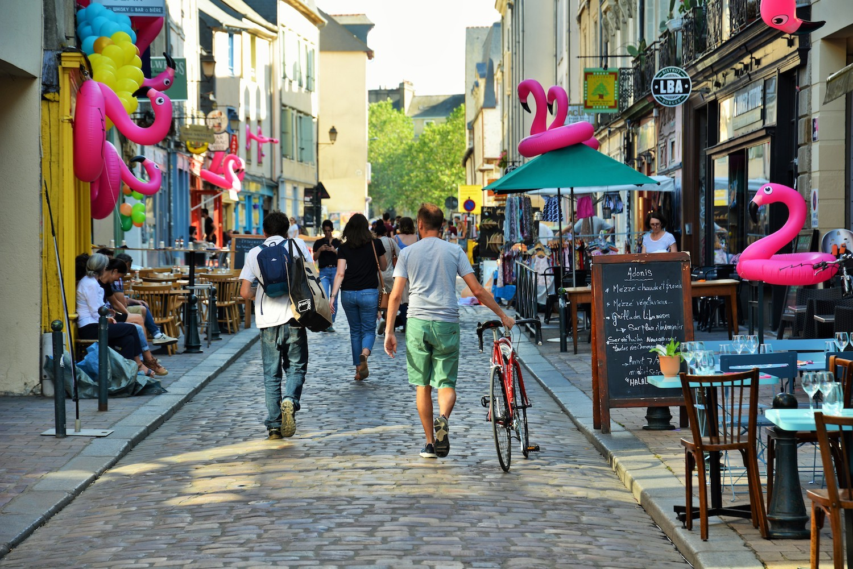 Rue de Saint-Malo