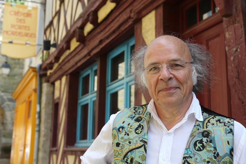 Joël Boissoles - Greeter à Rennes