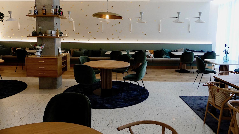 Les tables du restaurant Racines à Rennes
