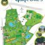 Le plan du parc des Gayeulles à Rennes