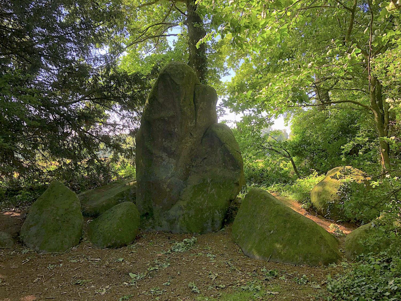 Megalitos catalogados como monumentos históricos