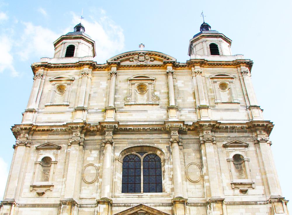 Iglesia de Toussaints