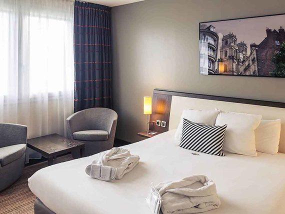 Hotel Mercure - cesson Sévigné