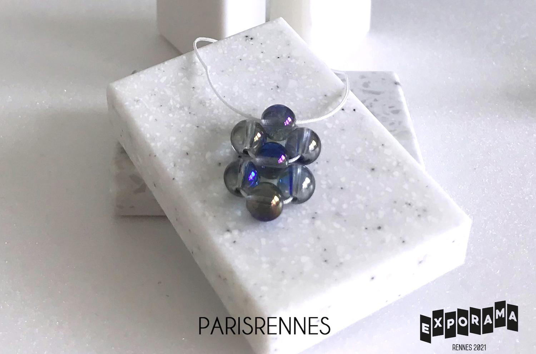 Collection spéciale de bijoux Exporama signée Antoinette Parrau