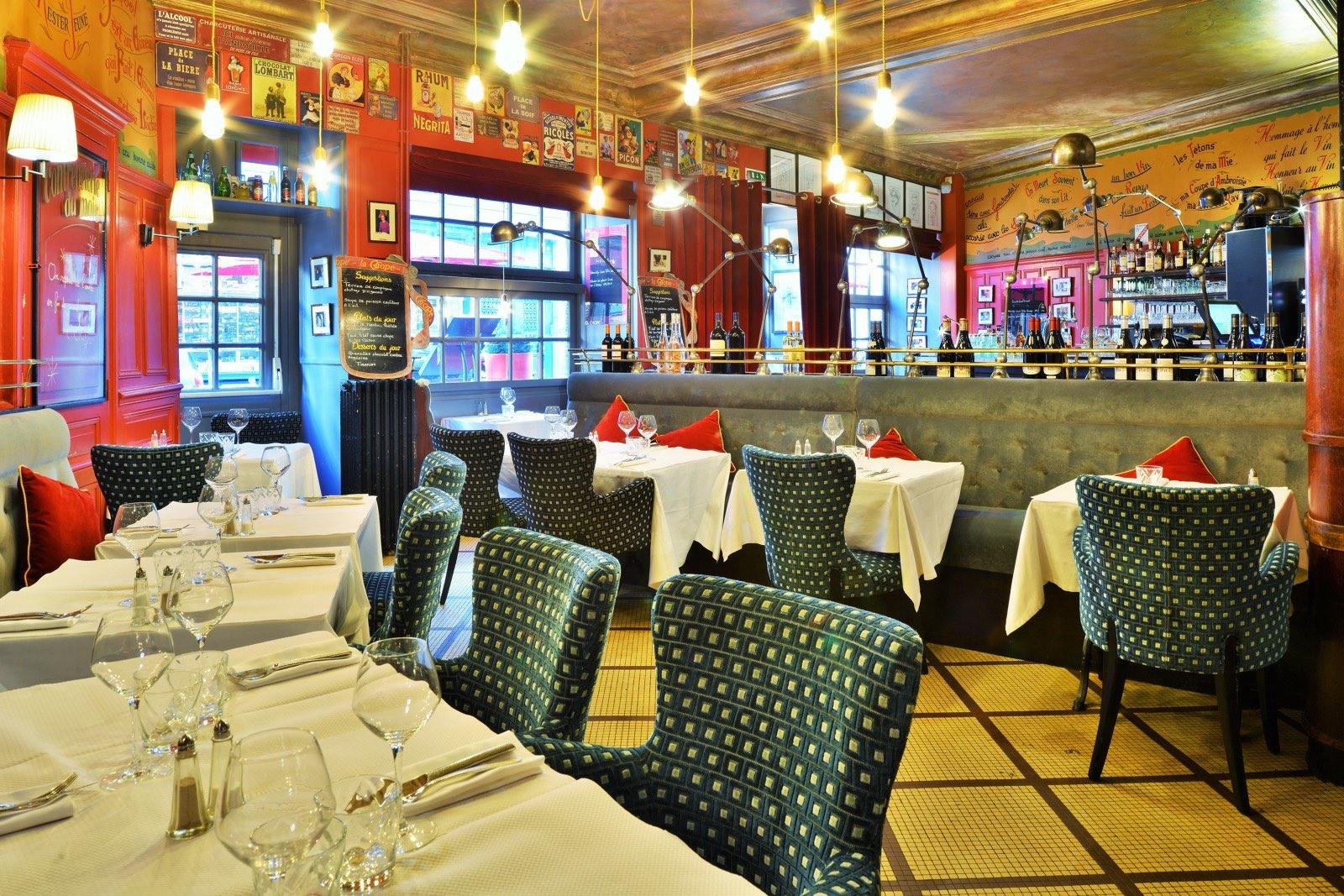 La Brasserie la Choep existe depuis plus de 85 ans