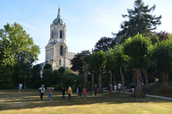 église saint-melaine-franckhamon