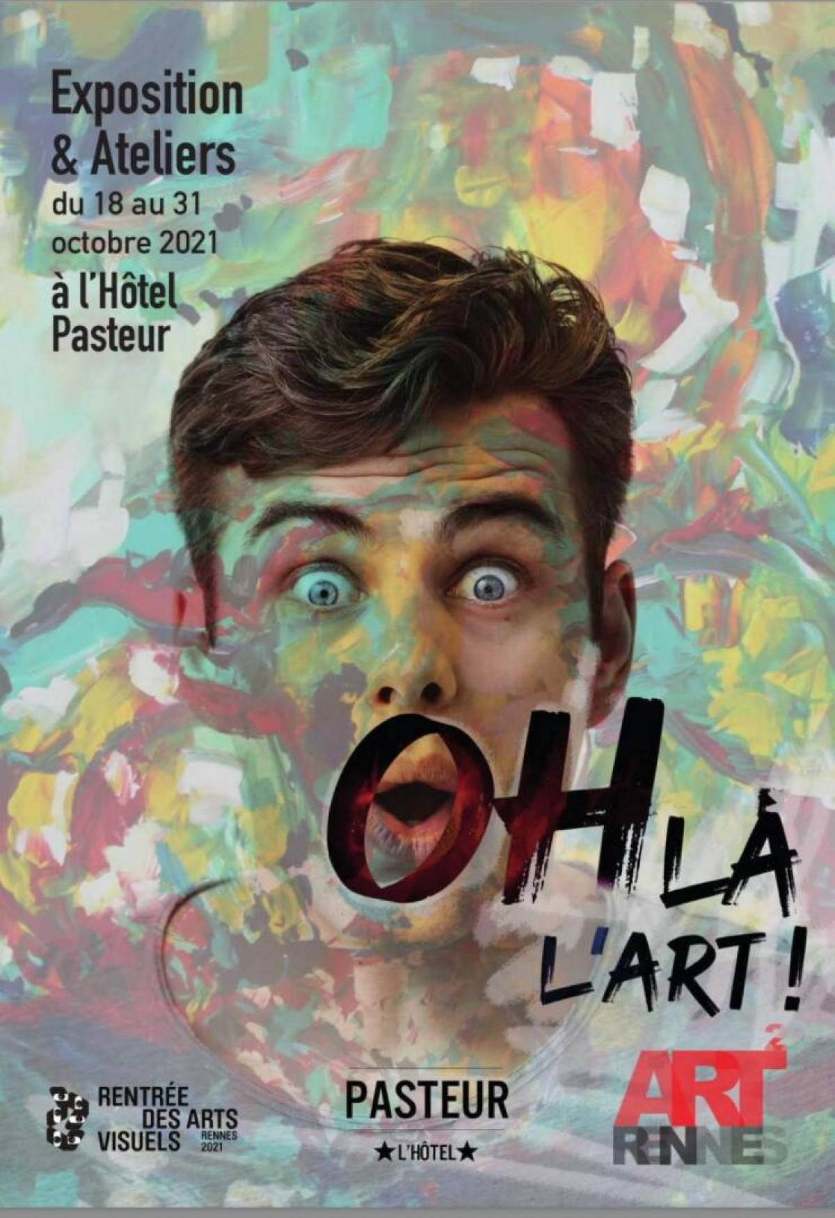 exposition-collective-oh-la-l-art-hotel-pasteur-rennes