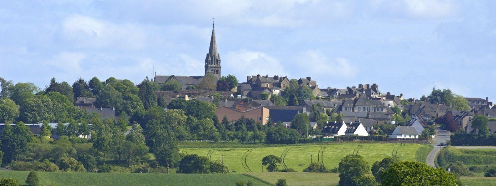 Bécherel in Brittany