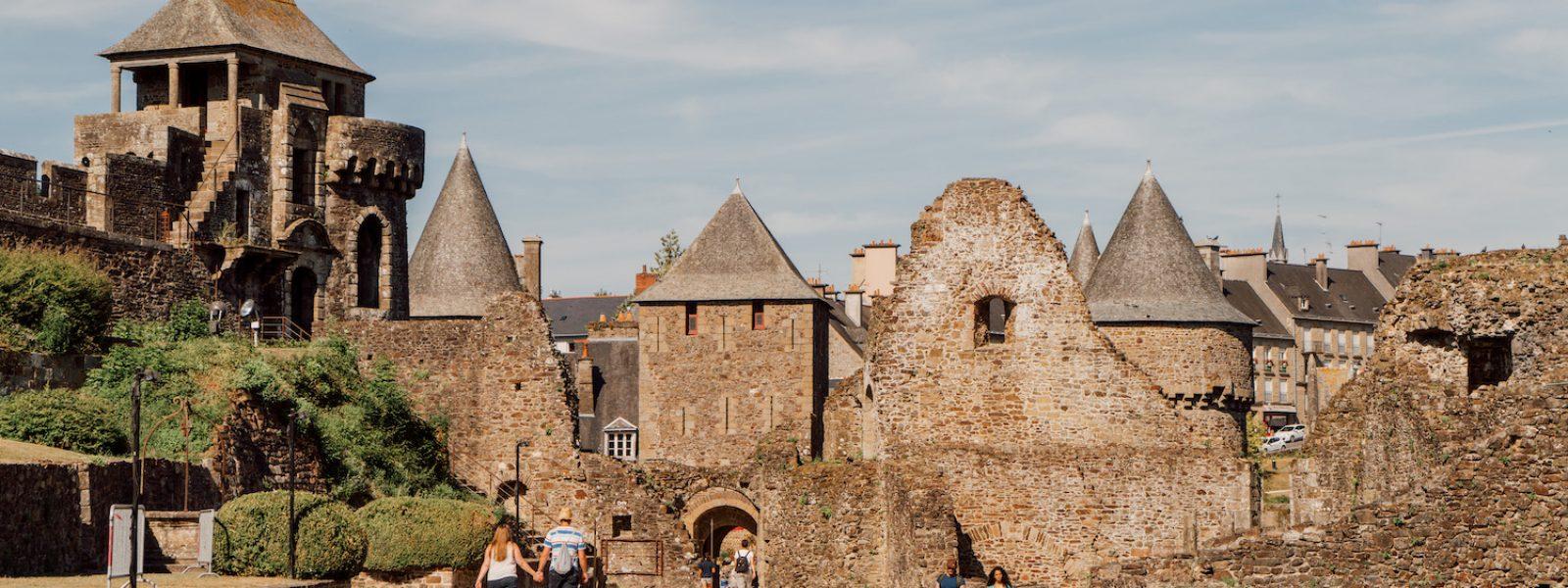 Fougères la médiévale