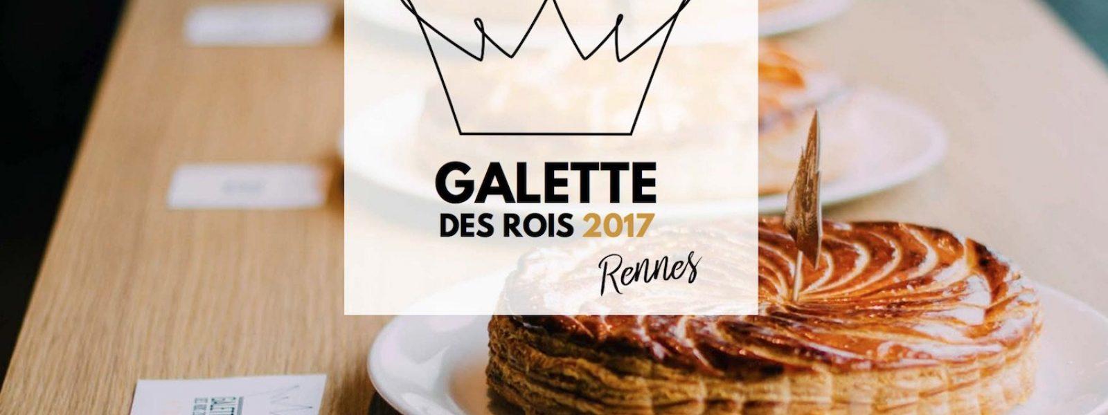 Top 10 des galettes de rois de Rennes