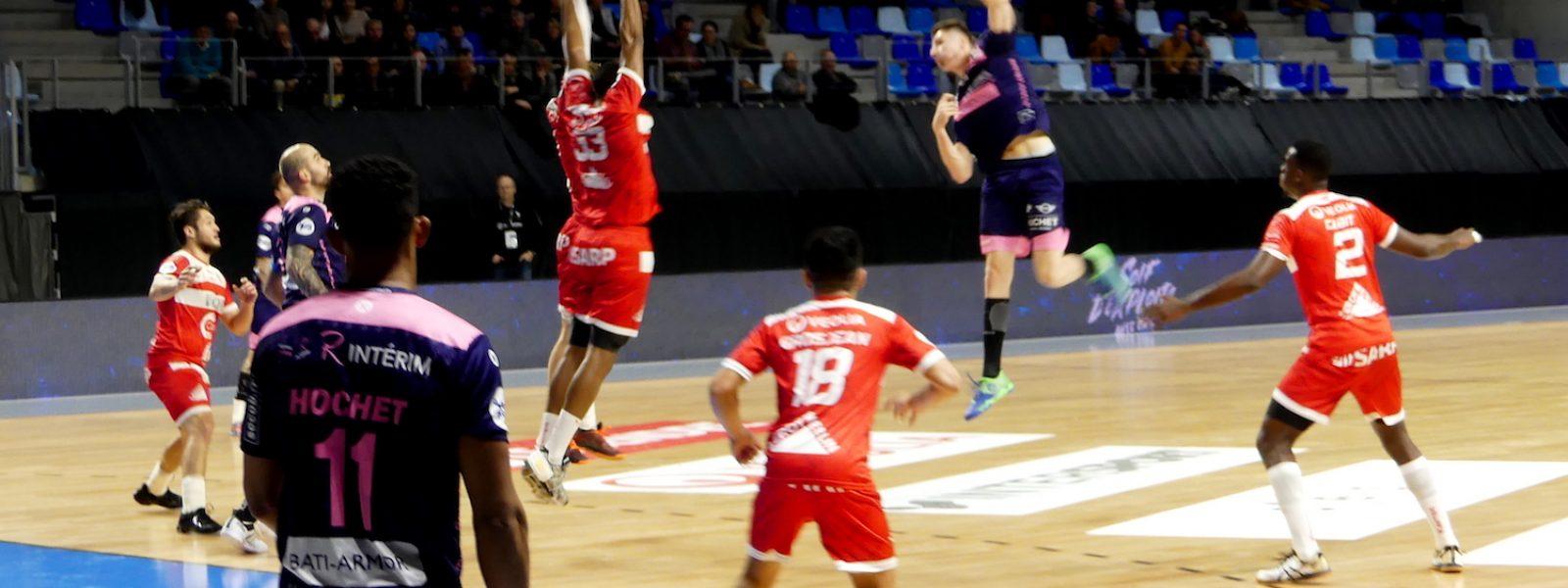 Assister à un match de handball à la Glaz Arena