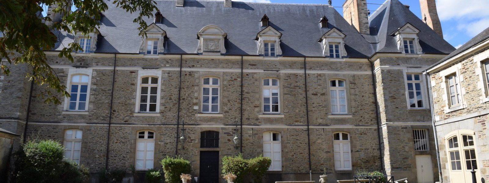 Hôtel de Marboeuf à Rennes