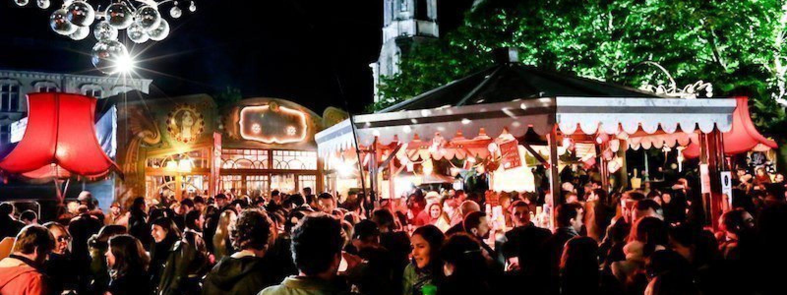 Festival Mythos à Rennes