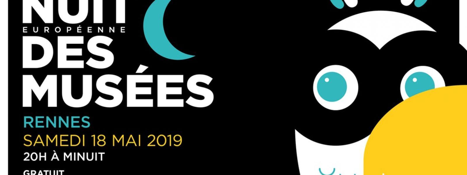 Nuit européenne des musées : une chouette programme à Rennes
