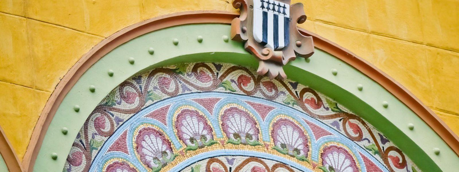 Mosaiques Odorico à Rennes