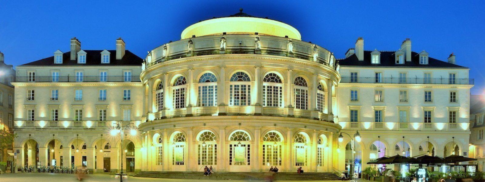 L'opéra de Rennes