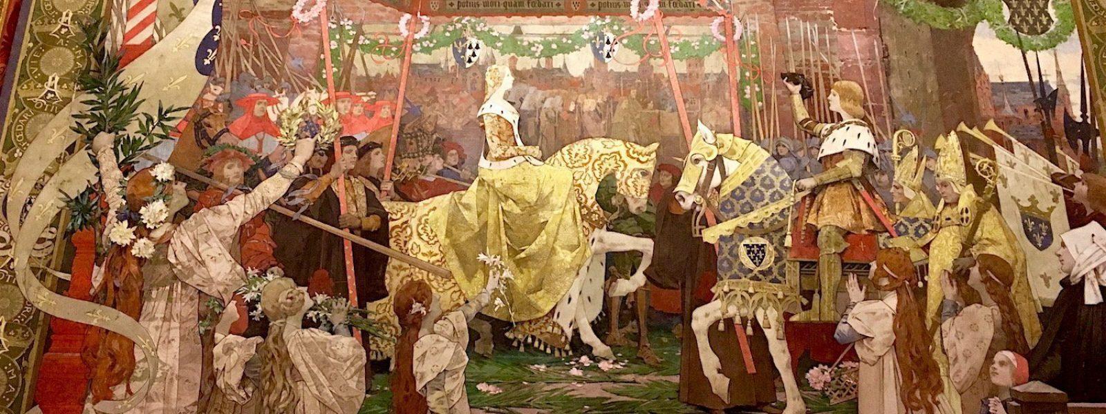 Le carton du mariage d'Anne de Bretagne de retour au Parlement