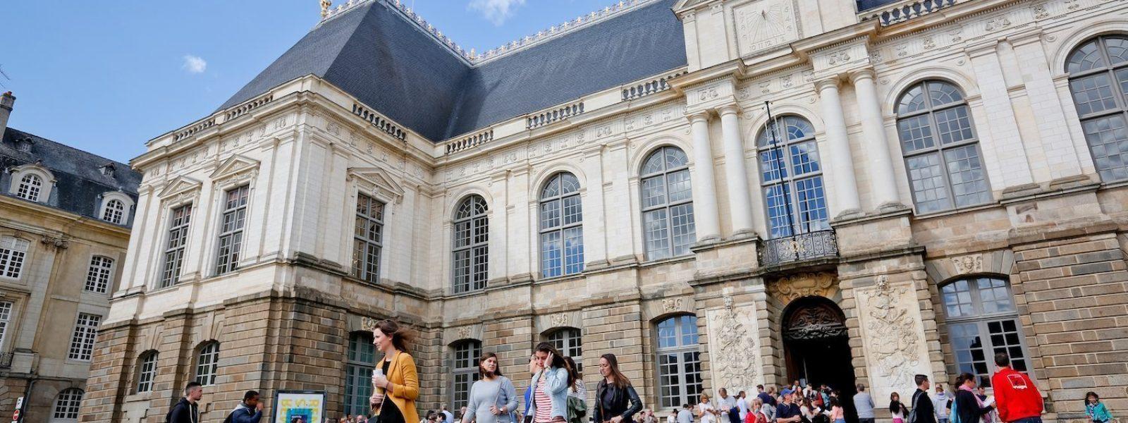 Journées du patrimoine au Parlement de Bretagne